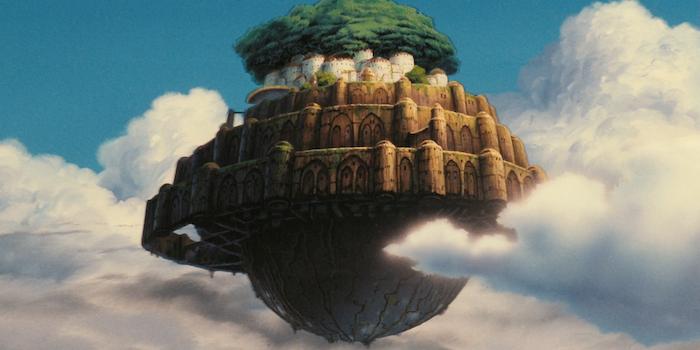 Laputa, Castle in the Sky (Miyazaki, 1986)