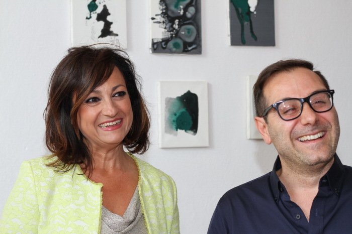 Giusy Emiliano e Marco Angelini - ph. Małgorzata Iwanicka