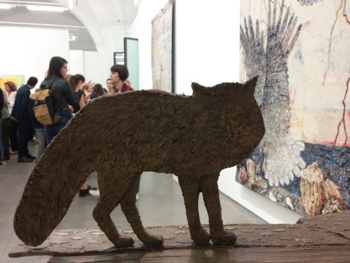 Kiki Smith, installation view
