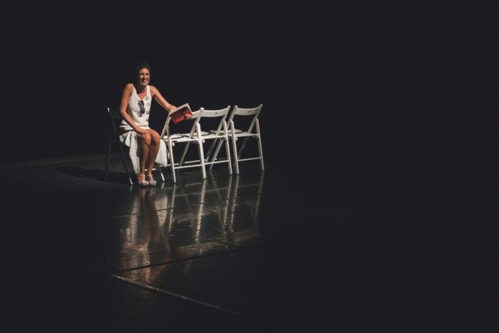 Arkadina - Chantal Gori